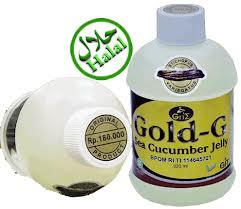 jelly gamat gold-g hepatitis B